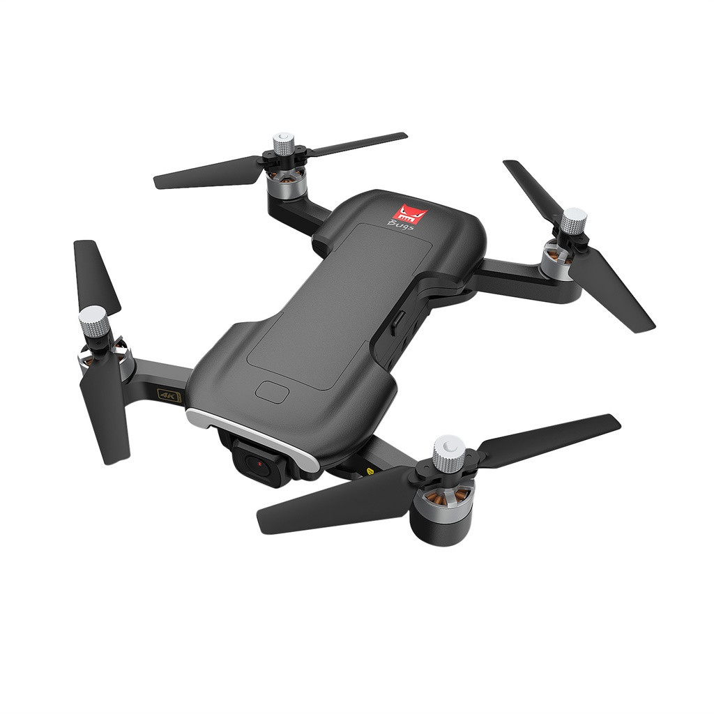 Квадрокоптер MJX Bugs 7 c ширококутної 4К 5Gz Wi-Fi камерою (Чорний)