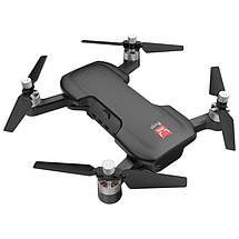 Квадрокоптер MJX Bugs 7 c ширококутної 4К 5Gz Wi-Fi камерою (Чорний), фото 3