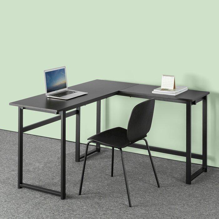 Стол письменный GoodsMetall из металла в стиле Лофт 1400/1250х500х750 СП130