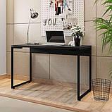 Стол письменный GoodsMetall из металла в стиле Лофт 1200х600х770 СП142, фото 2