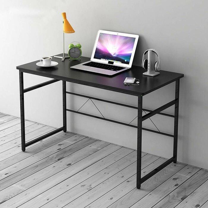 Стол письменный GoodsMetall из металла в стиле Лофт 1000х500х750 СП145