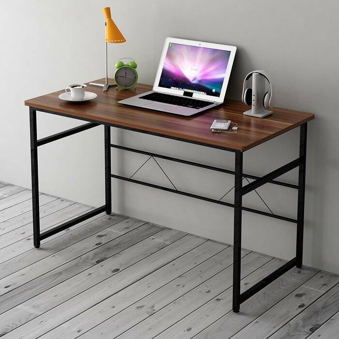 Стол письменный GoodsMetall из металла в стиле Лофт 1000х500х750 СП146