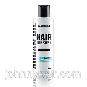 Шампунь для волосся Mr. Смуги навігації Hair Therapy Argan Oil 200 мл