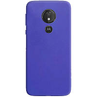 Силиконовый чехол Candy для Motorola Moto G7 Play