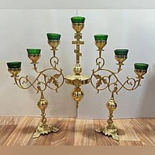 Напрестольный семисвечник православный