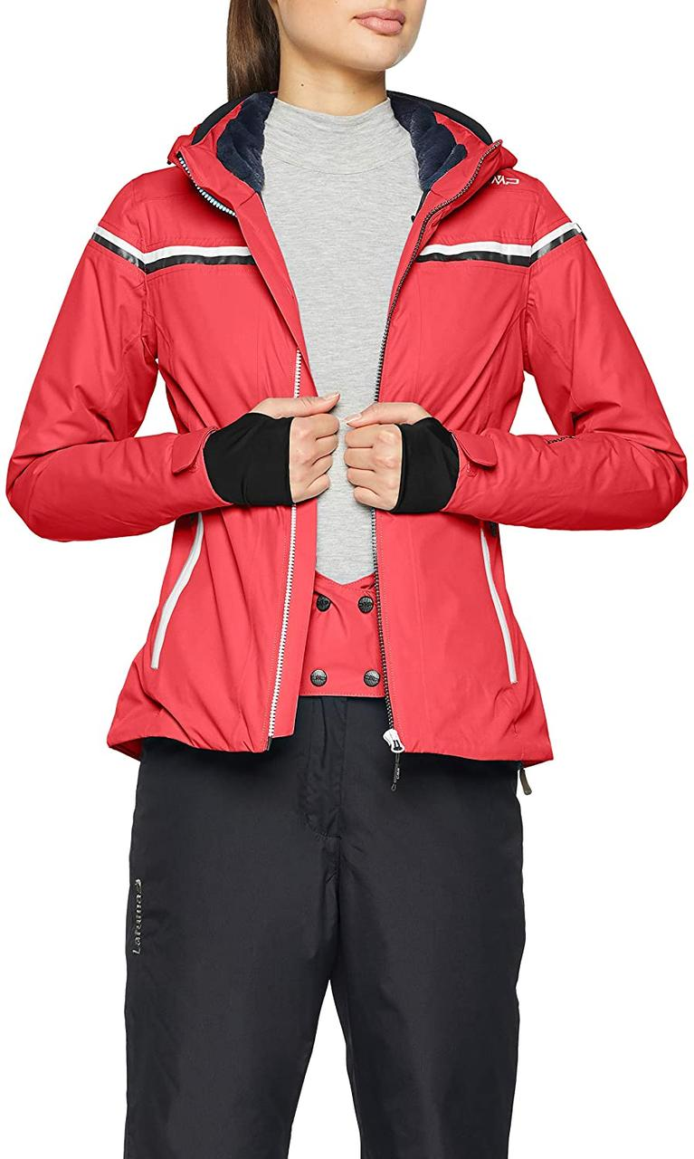 Жіноча гірськолижна куртка CMP Wattierte Twill 5000 |   L-XL (44) - розмір