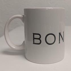 """Кружка """"Bon Jovi"""" (белая)"""