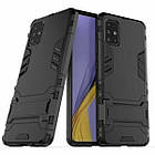 Протиударний чохол Transformer для Samsung Galaxy A51 2020 / A515F (різні кольори), фото 2