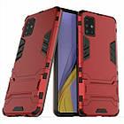Чехол противоударный Transformer для Samsung Galaxy A51 2020 / A515F (разные цвета), фото 4