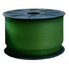 Шланг силиконовый KW Zone зелёный d=5 мм / 100 м