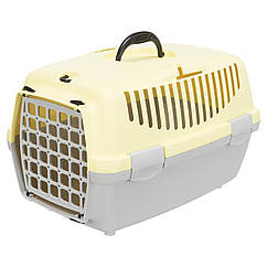 Переноска для собак и кошек Trixie Capri 1 31х32х48 см желтая (39815)