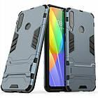 Протиударний чохол Transformer для Huawei Y6P (різні кольори), фото 2