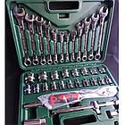 Набор инструментов ключей PIECE TOOL SET 37 штук 1/2, фото 2
