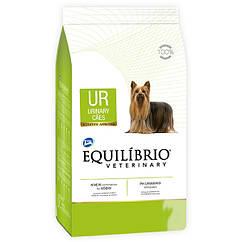 Equilibrio Veterinary Dog УРИНАРИ лечебный корм для собак