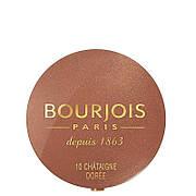 Румяна Bourjois Depuis 1863 №10 (Chataigne doree) 2.5 г