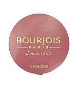 Румяна Bourjois Depuis 1863 №15 (rose eclat) 2.5 г