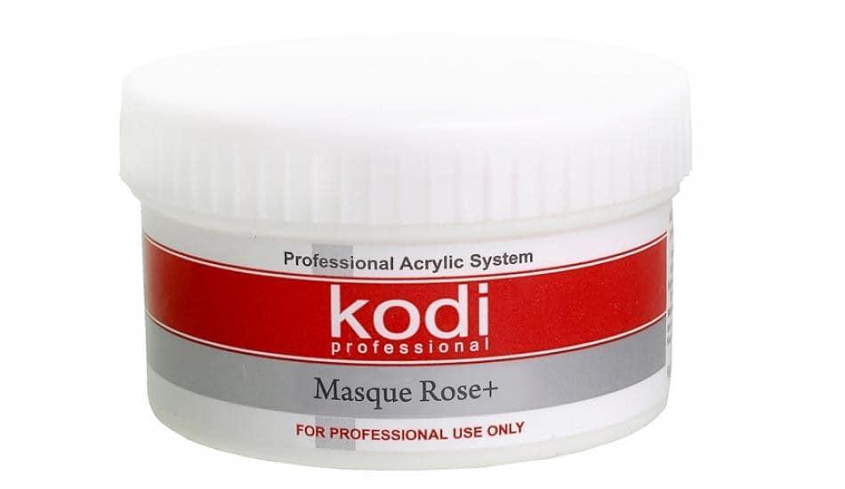 Матова акрилова пудра троянда+ Kodi Professional 60 г