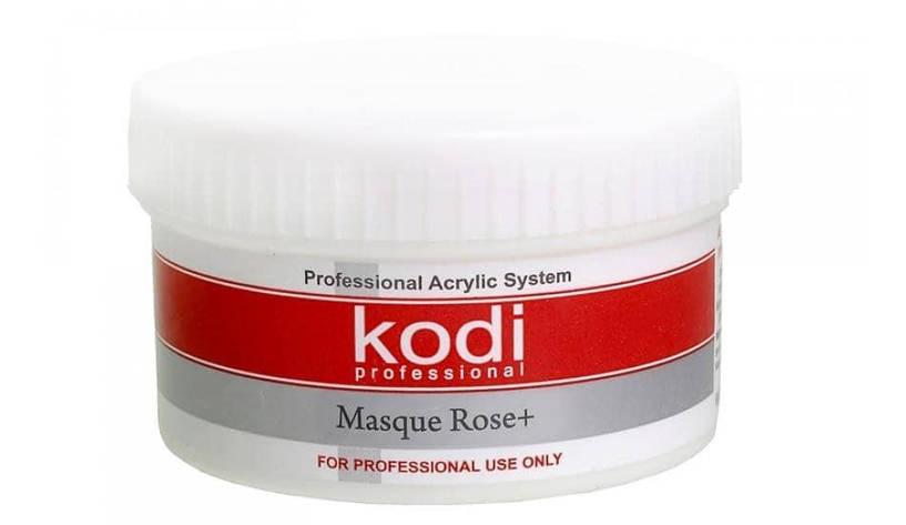Матова акрилова пудра троянда+ Kodi Professional 60 г, фото 2