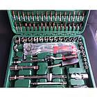 Набір інструментів ключів PIECE TOOL SET 78 штук 1/2, фото 2