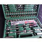 Набір інструментів ключів PIECE TOOL SET 78 штук 1/2, фото 3