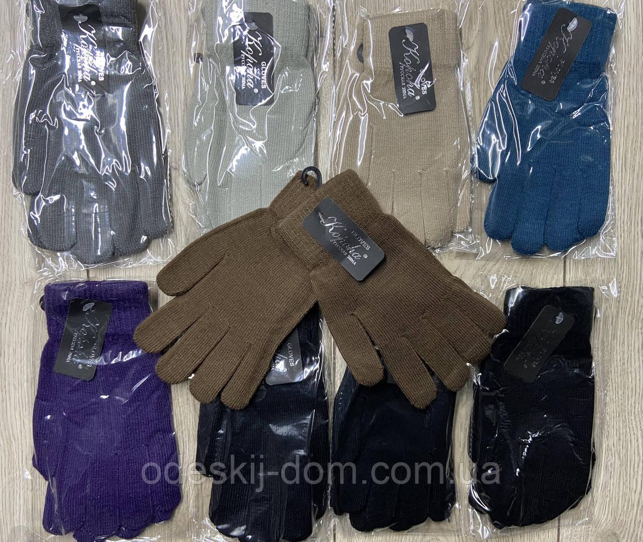 Жіноча одинарна рукавичка на байку ™Корона