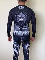 Компресійний одяг для спортзалу (Розмір M)