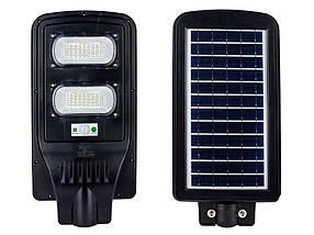 Уличный светильник FOYU 60W LED фонарь на солнечной батарее с датчиком движения свечение 15ч пластик
