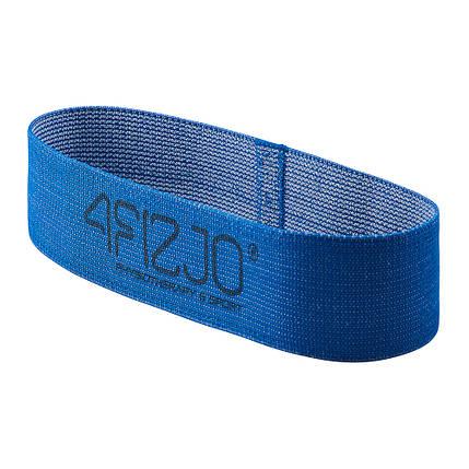 Резинка для фитнеса и спорта тканевая 4FIZJO Flex Band 11-15 кг, фото 2