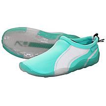 Обувь для пляжа и кораллов (аквашузы) SportVida SV-GY0003-R37 Size 37 Mint, фото 3