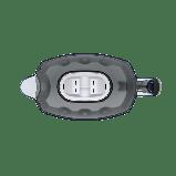 Фильтр-кувшин Аквафор Аметист (черный) 2,8 л для очистки водопроводной воды, фото 2