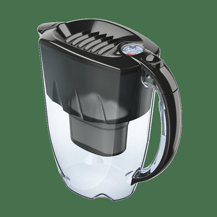 Фільтр-глечик Аквафор Аметист (чорний) 2,8 л для очищення водопровідної води