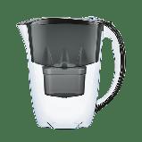 Фільтр-глечик Аквафор Аметист (чорний) 2,8 л для очищення водопровідної води, фото 3