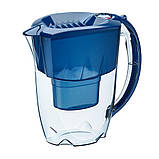 Фільтр-глечик Аквафор Аметист (синій) 2,8 л для очищення водопровідної води, фото 5