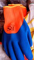 Перчатка из нейлона со вспененным полиуретаном пена утепленные люкс RS зимние