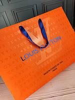 Большой фирменный пакет Louis Vuitton Луи Витон