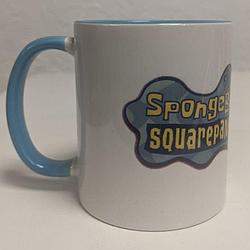 """Кружка """"Sponge Bob"""" (голубая)"""