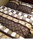 Постельное белье бязь Louis Vuitton, фото 2