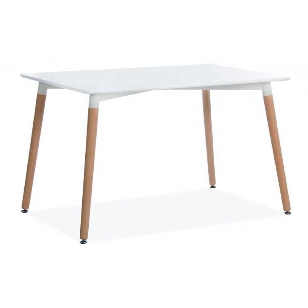 Столик Bonro В-950- 1200 Белый