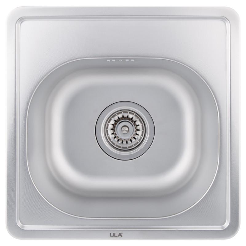 Кухонна мийка ULA 7706 U dekor (ULA7706DEC08)