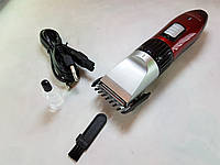 Триммер с аккумулятором Professional NIKAI NK-1067 Hair Charging Trimmer для мужчин