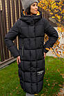 Модная женска куртка с яркими вставками новинка зима 2020- 2021, фото 2