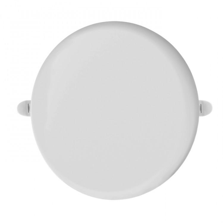 Встраиваемый светодиодный светильник Feron AL705 24W круг белый 2040Lm 4000K