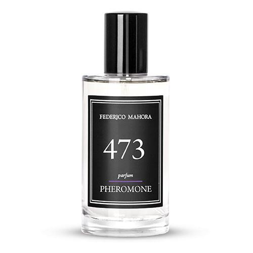 Мужские духи FM 473 Феромони 50 мл Аромат Christian Dior Sauvage (Кристиан Диор Саваж)