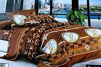 """3D Двоспальне постільна білизна """"Ranforce"""" Нью-Йорк"""