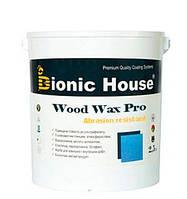 Краска-воск для дерева WOOD WAX PRO (бесцветное) 10 л