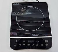 Плита индукционная  DSP KD5031 электрическая 2000W, фото 1