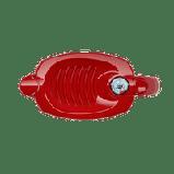 Фільтр-глечик Аквафор Ідеал (червоний) 2,8 л для очищення водопровідної води, фото 2