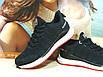 Жіночі кросівки BaaS Runners чорні 38 р., фото 5