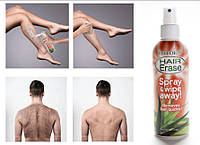 Спрей для удаления волос депиляции Velform Hair Erase., фото 1