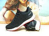 Женские кроссовки BaaS Runners черные 40 р., фото 2